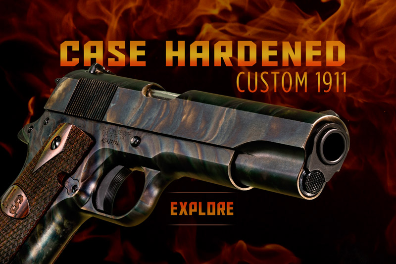 Case Hardened Custom 1911