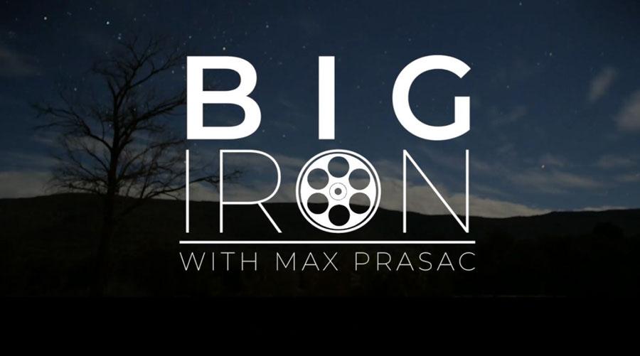 Magnum Research Announces Sponsorship of Big Iron TV