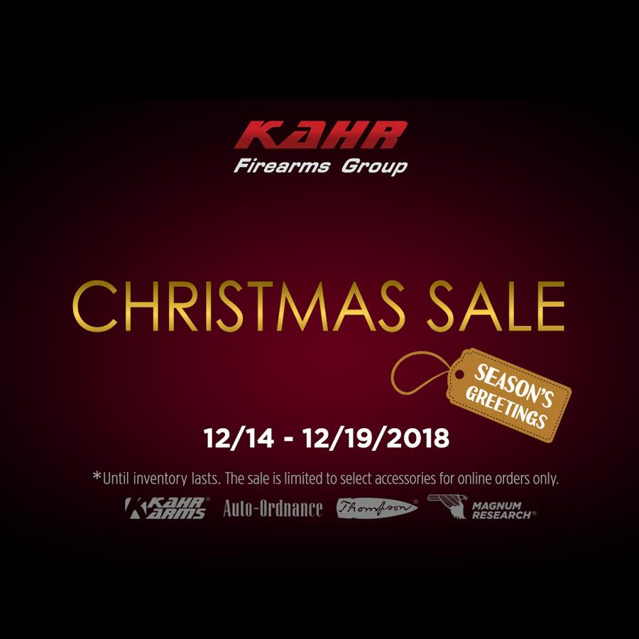 Christmas Sale 12/14 ~ 12/19/2018