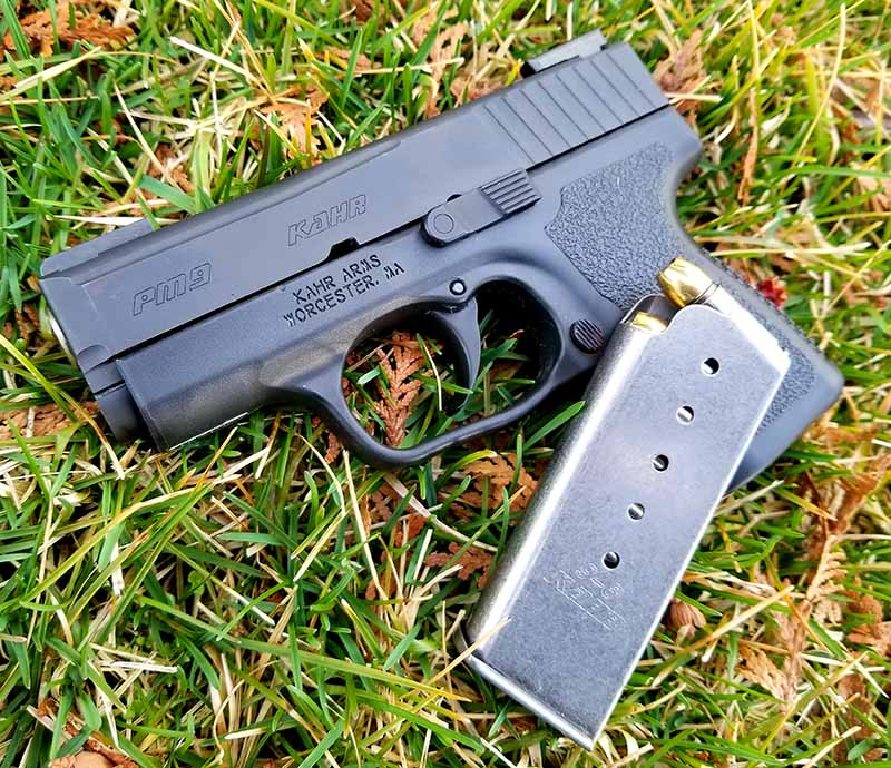KAHR PM9: AN EXCELLENT SINGLE STACK FOR CONCEALED CARRY