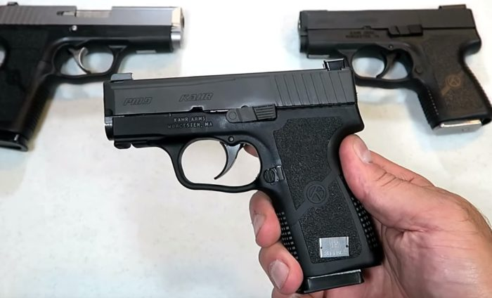 """FIRST LOOK: Kahr PM9 """"Covert"""""""