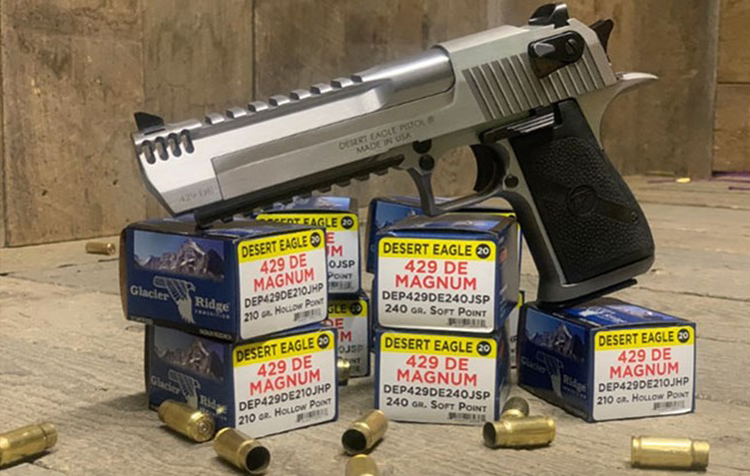 Magnum Research 429 DE Mark XIX Pistol Now Shipping