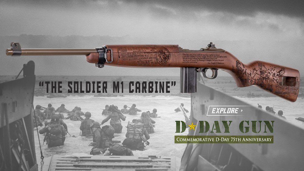 THE SOLDIER M1 CARBINE