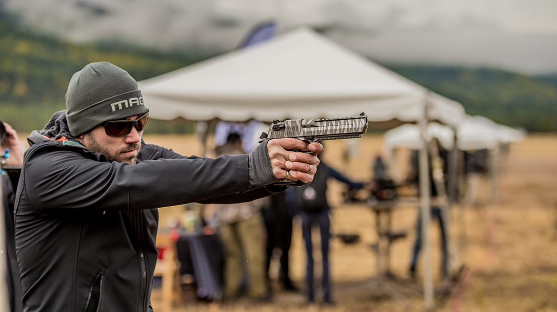 FIRST LOOK: The Magnum Research White Tiger Desert Eagle Is Here