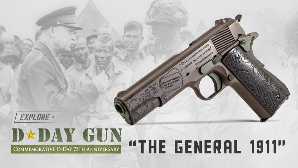 D-Day Gun: The General 1911