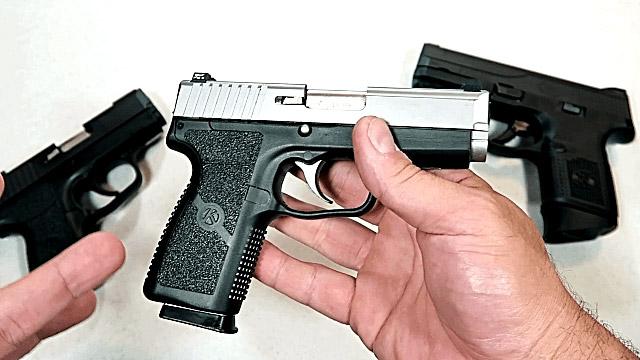 "5 ""Must Have"" Handguns"