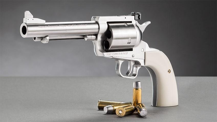 Hardware: Magnum Research BFR .500 Linebaugh