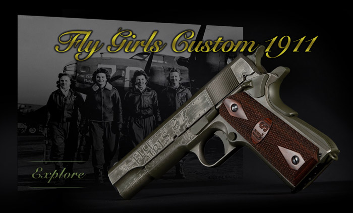 """FLY GIRLS"" CUSTOM 1911"