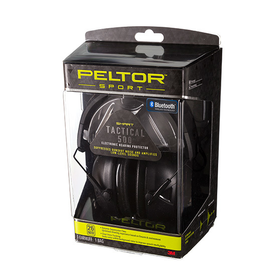 Peltor Sport Tactical 500 Electronic Hearing Protector