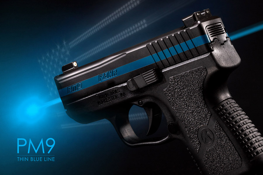 Kahr Arms Launches Fallen Officer Program