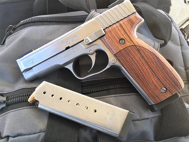 Kahr T9 Elite Review: Unique From The Inside Out