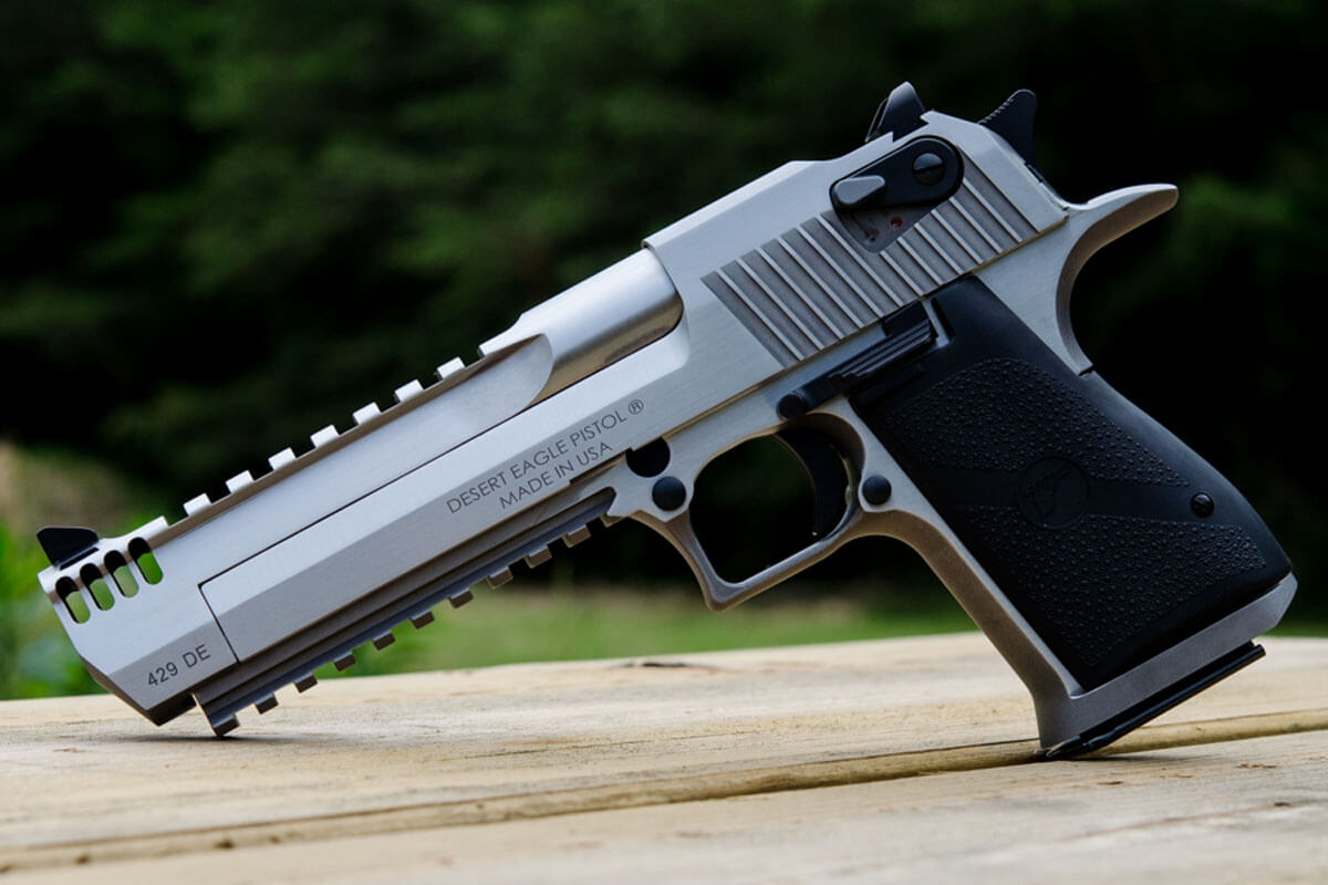 DESERT EAGLE SPREADS ITS WINGS AGAIN – With the New .429 DE Magnum!