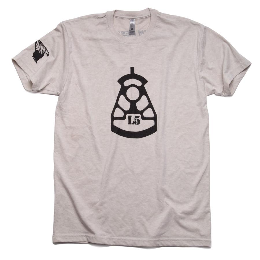 Desert Eagle L5, Sand color T-shirt