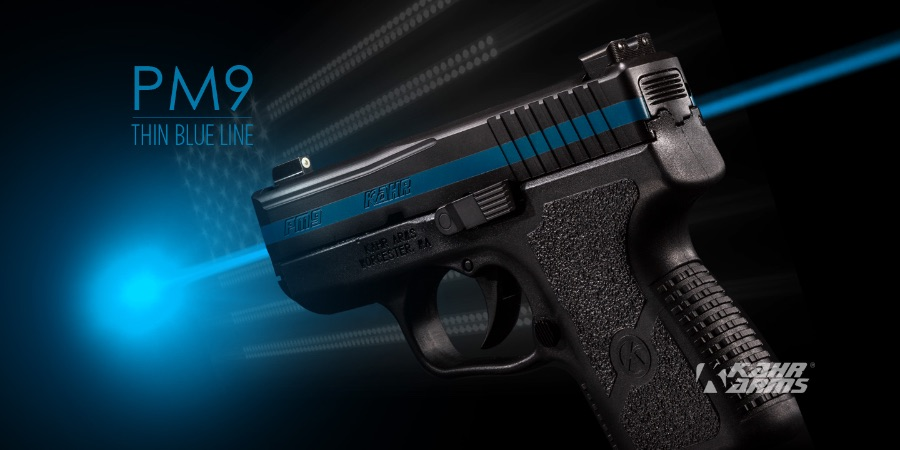 Kahr Firearms Group Announces 2020 Fallen Officer Program