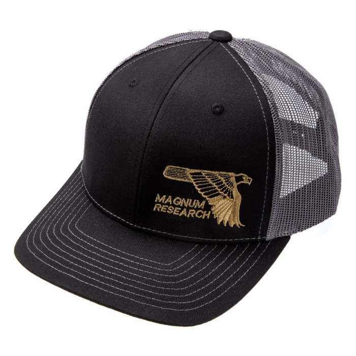 MRI Mesh back Cap with Gold logo