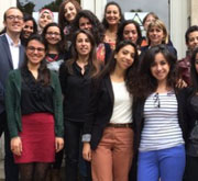 Promote women's leadership