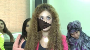 Meet students from the Skills for Success Programme in Beirut, Lebanon