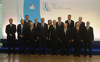 Foreign Affairs Ministers of the 5+5 Dialogue