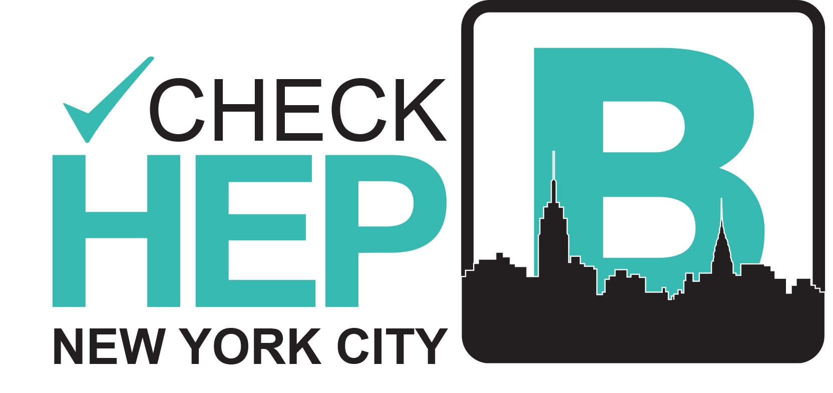 Check Hep B Logo