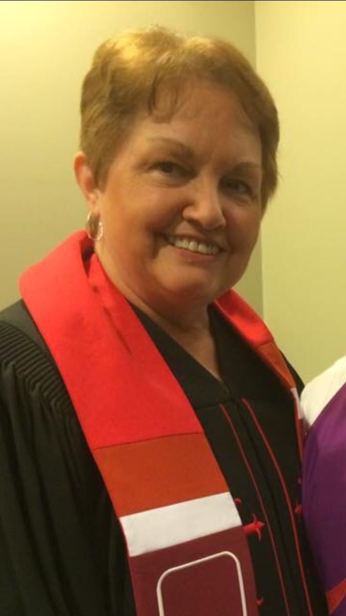 photo of Rev. Dr. Pat Donahoo