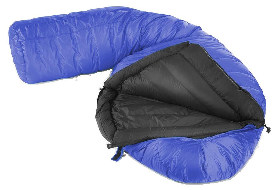 High Mountain Camp Down Sleeping Bag