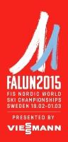 Falun 2015 logo