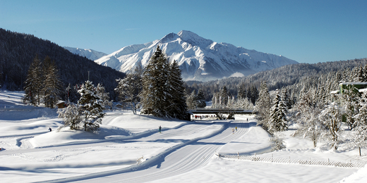 image: Seefeld, Austria