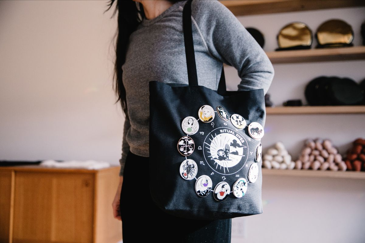 Zodiac Collection Bag