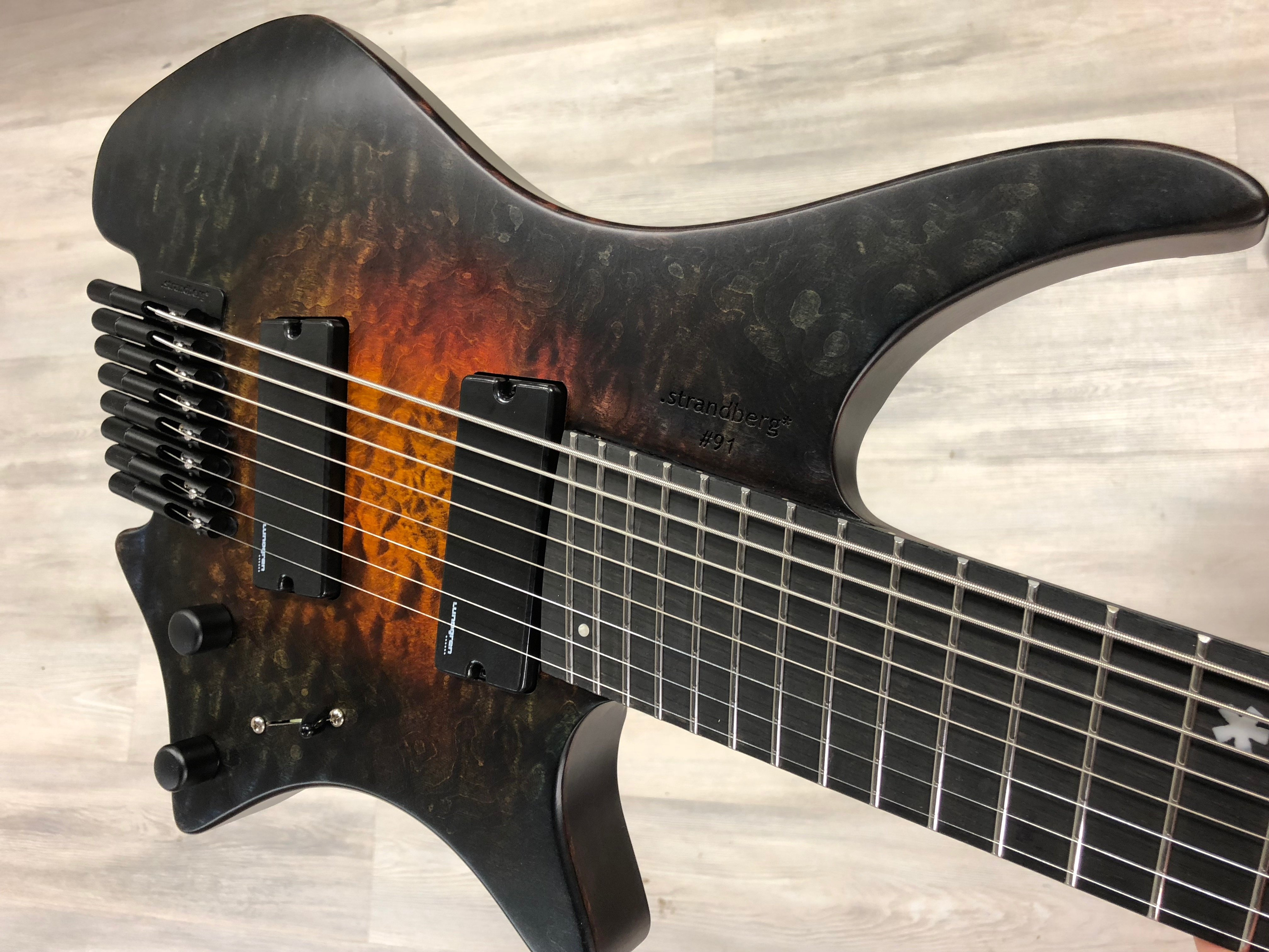 Strandberg Custom 4