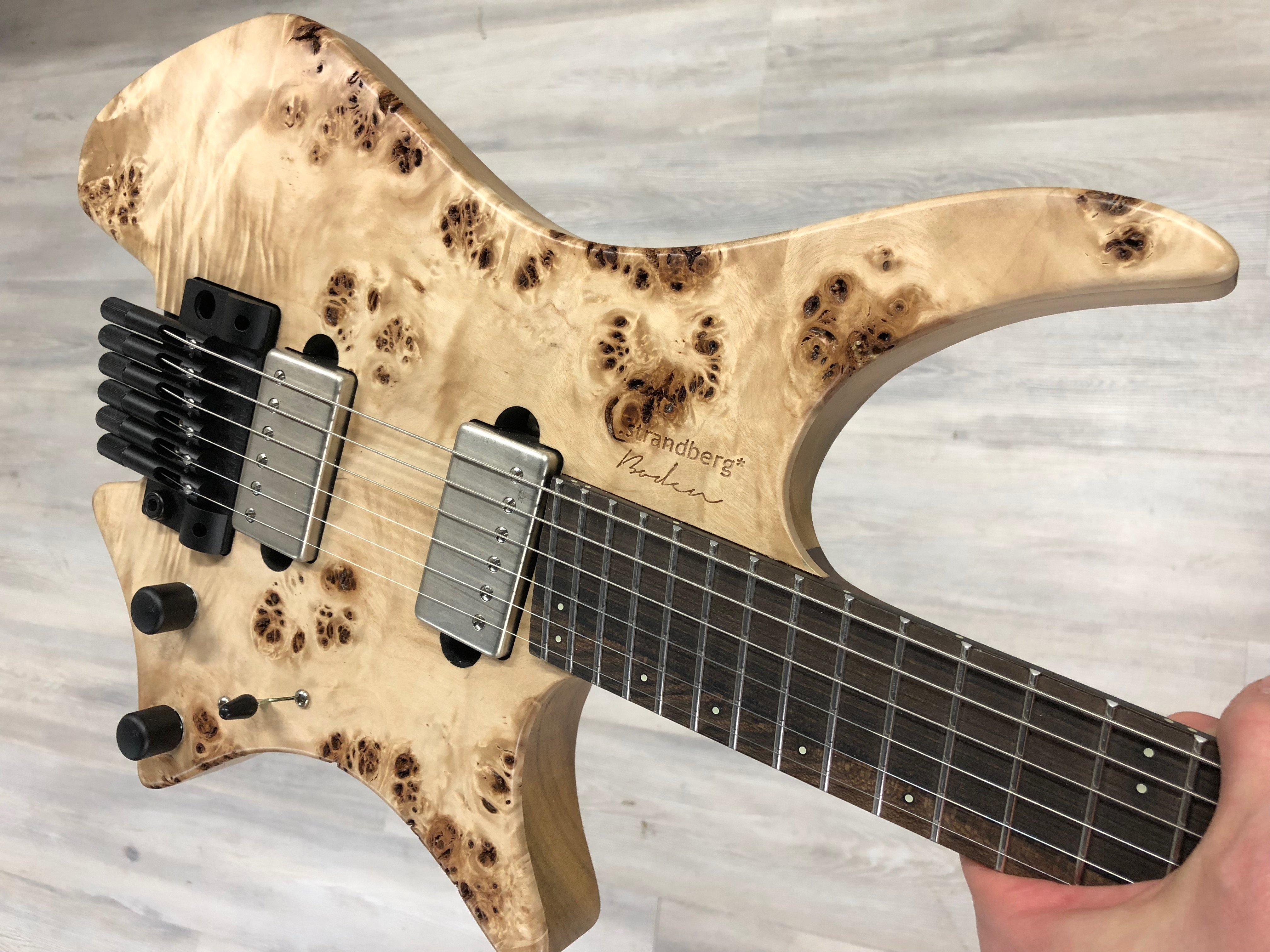 Strandberg Custom 6