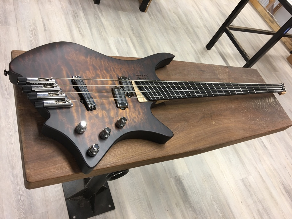 NAMM 2018: Strandberg News and NAMM Preview