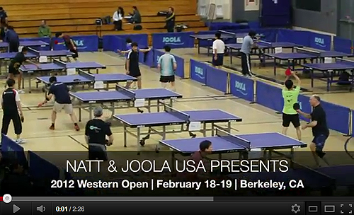 2012 Western Open Recap Video