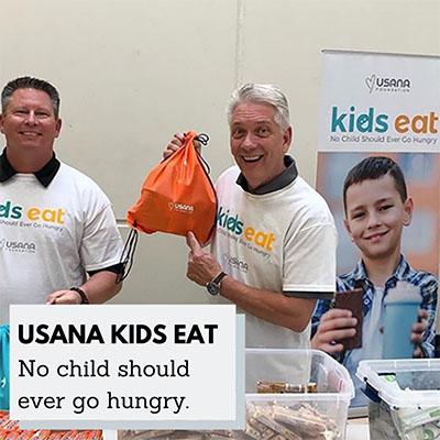 USANA Kids Eat