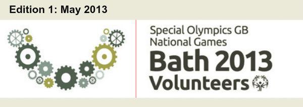 Bath 2013 Volunteers