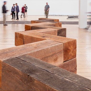 Last chance to see Carl Andre exhibit at Dia: Beacon