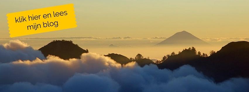 Gunung Agung op Bali