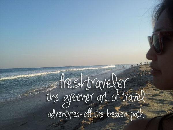 FreshTraveler / The Greener Art of Travel / adventures off the beaten path