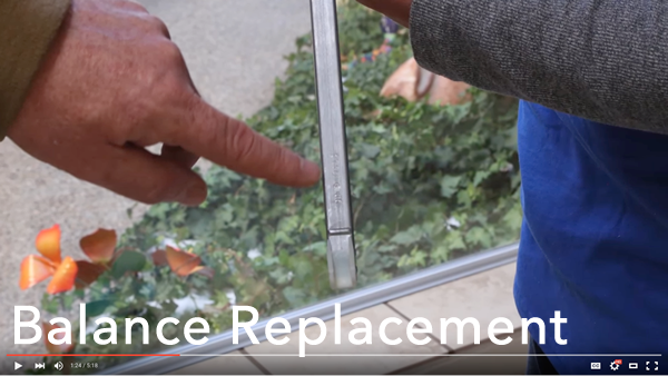 Balance Replacement Video
