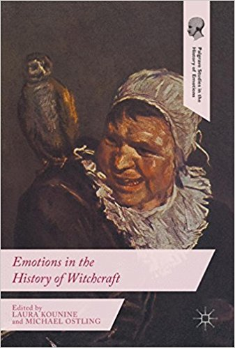 'Emotions in the History of Witchcraft' Book Cover