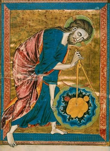 God, the Geometer.