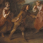 Image: 'Children at Play in the Open' by Nicolas Lancret. 1705-1743. Courtesy of Wikimedia Commons.