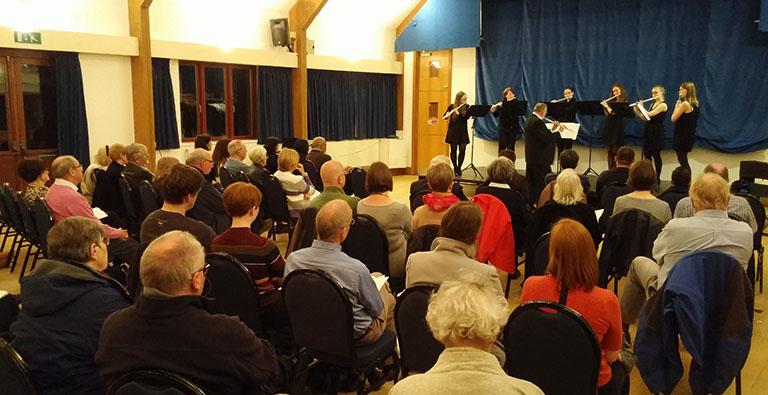 Norderstedter Flute Ensemble