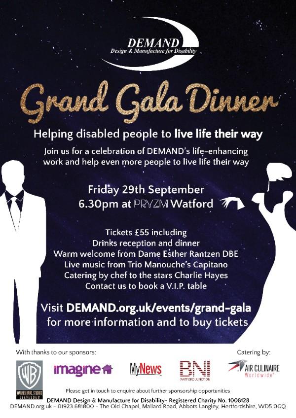 Grand Gala poster