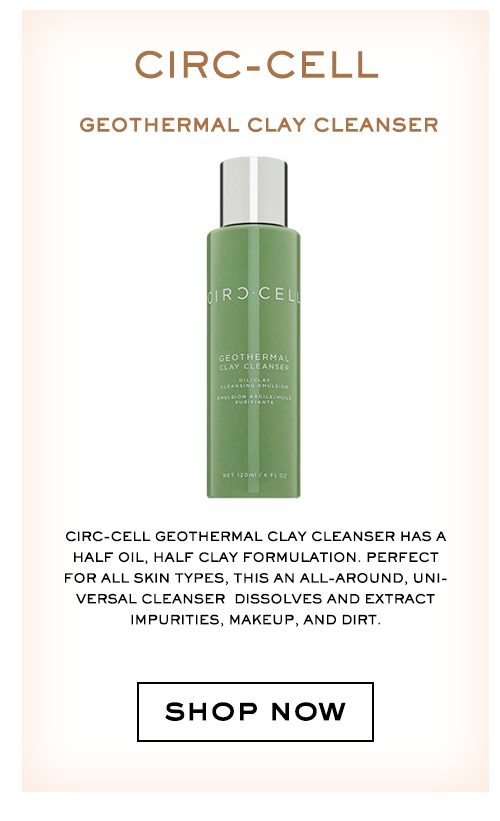 Circ Cell Geothermal Clay Cleanser