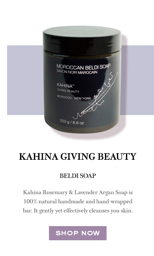Kahina Giving Beauty Beldi Soap