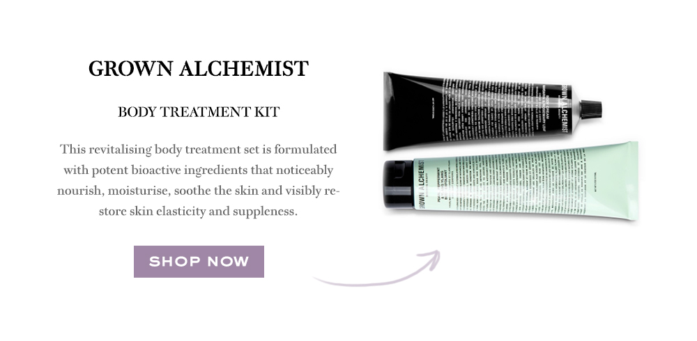 Grown Alchemist Body Treatment Kit