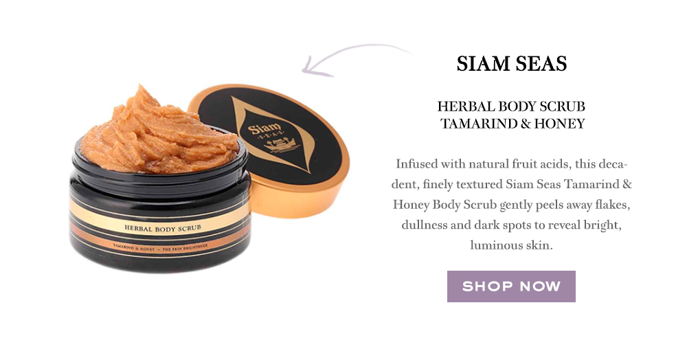 Siam Seas Herbal Body Scrub Tamarind and Honey