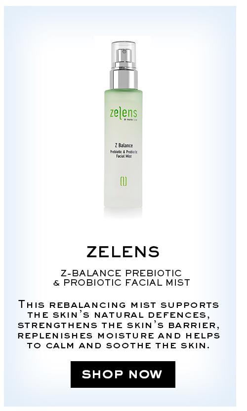 Zelens Prebiotic Facial Mist
