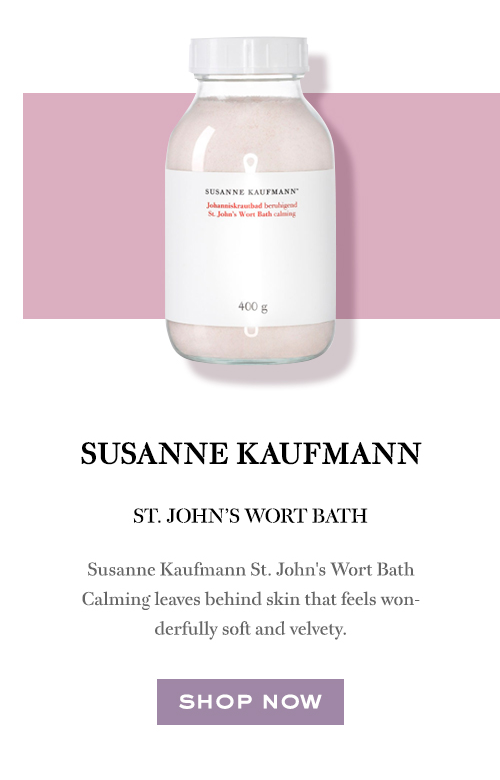 Susanne Kaufmann St Johns Wort Bath