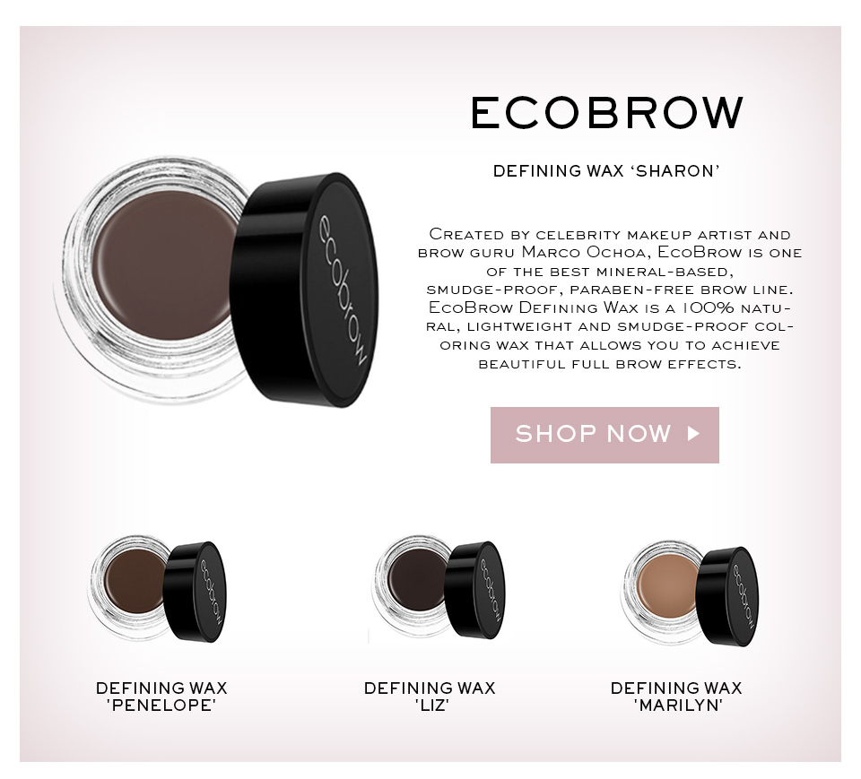 "Ecobrow Defining  Wax ""Sharon"""